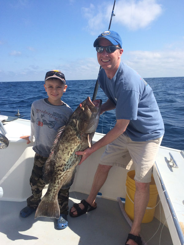 5 items to bring when deep sea fishing with your kids for Best deep sea fishing in florida