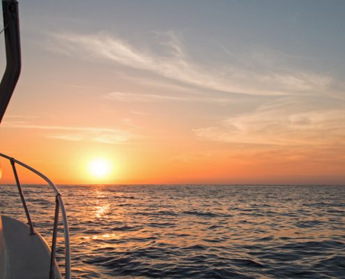 Leave The Beach Behind And Come Aboard A Private Charter Boat
