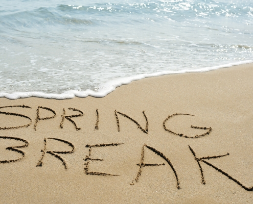 Book Now For Spring Break Deep Sea Fishing Charters